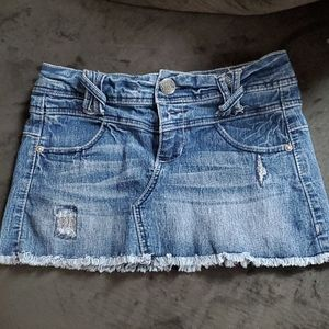 🐺Xoxo skirt